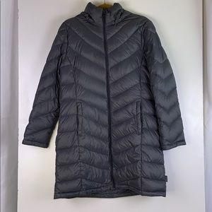 Calvin Klein I Hooded Down Puffer Jacket Large